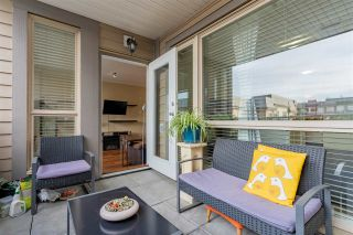 """Photo 1: 214 2627 SHAUGHNESSY Street in Port Coquitlam: Central Pt Coquitlam Condo for sale in """"VILLAGIO"""" : MLS®# R2546687"""