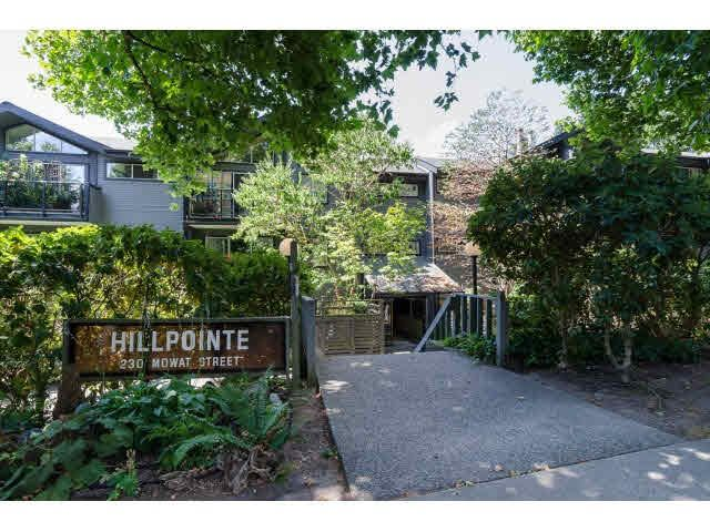 Main Photo: 109 230 MOWAT STREET in : Uptown NW Condo for sale : MLS®# V1134062