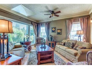 Photo 5: NORTH SAANICH REAL ESTATE For Sale SOLD With Ann Watley = DEAN PARK LUXURY HOME