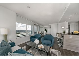 "Photo 3: 3201 908 QUAYSIDE Drive in New Westminster: Quay Condo for sale in ""RIVERSKY 1"" : MLS®# R2407738"