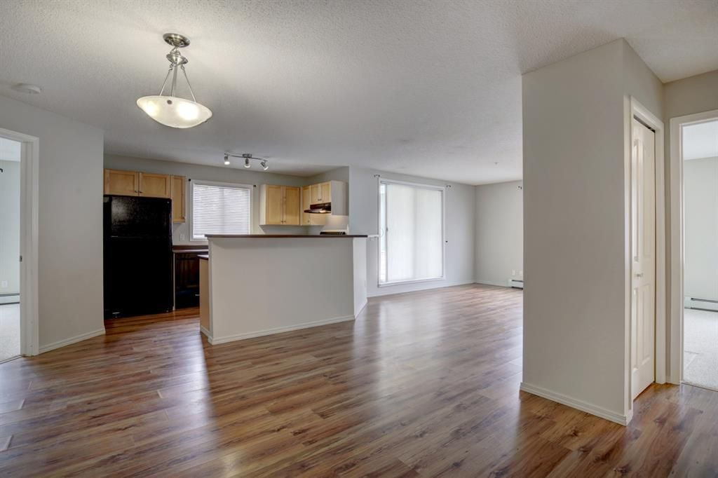 Main Photo: 1120 2518 Fish Creek Boulevard SW in Calgary: Evergreen Apartment for sale : MLS®# A1106626