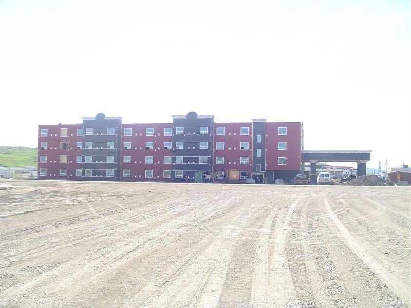 Main Photo: 8006 99 Avenue in Peace River: Commercial Other for sale (Northern Sunnrise)  : MLS®# E1005435