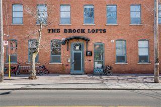 Photo 1: 27 Brock Ave Unit #209 in Toronto: Roncesvalles Condo for sale (Toronto W01)  : MLS®# W3722711