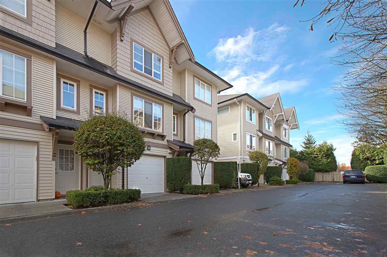 "Main Photo: 21 20540 66 Avenue in Langley: Willoughby Heights Townhouse for sale in ""Amberleigh"" : MLS®# R2318754"
