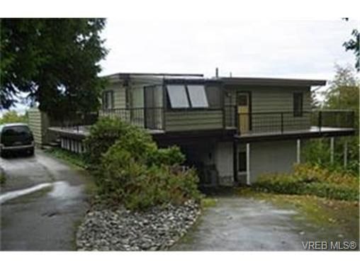 Main Photo: 4961 Thunderbird Pl in VICTORIA: SE Cordova Bay House for sale (Saanich East)  : MLS®# 320306