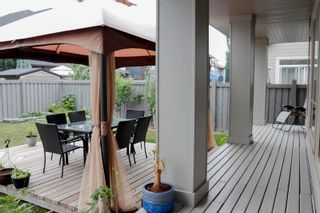 Photo 41: 412 AINSLIE Crescent in Edmonton: Zone 56 House for sale : MLS®# E4255820