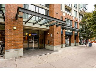 """Photo 2: 605 1082 SEYMOUR Street in Vancouver: Downtown VW Condo for sale in """"FREESIA"""" (Vancouver West)  : MLS®# V1140454"""