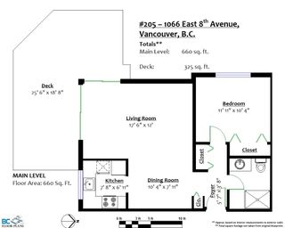 "Photo 33: 205 1066 E 8TH Avenue in Vancouver: Mount Pleasant VE Condo for sale in ""LANDMARK CAPRICE"" (Vancouver East)  : MLS®# R2477839"