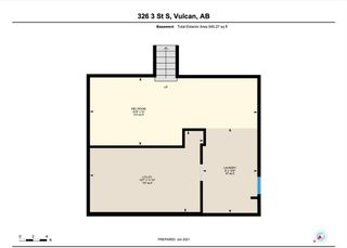 Photo 22: 326 3 Street S: Vulcan Detached for sale : MLS®# A1058475