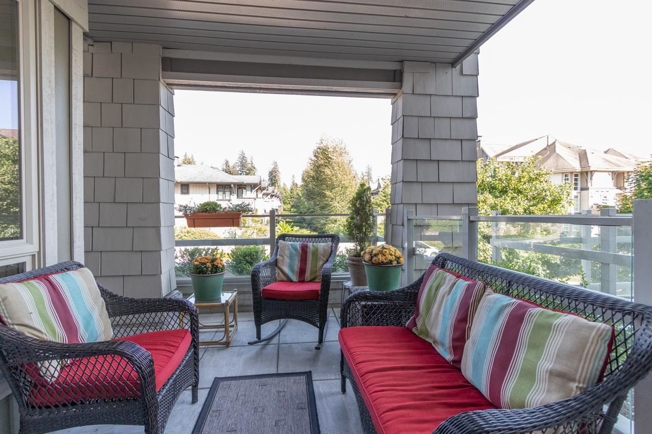 """Main Photo: 219 530 RAVEN WOODS Drive in North Vancouver: Roche Point Condo for sale in """"SEASONS SOUTH @ RAVEN WOODS"""" : MLS®# R2612681"""