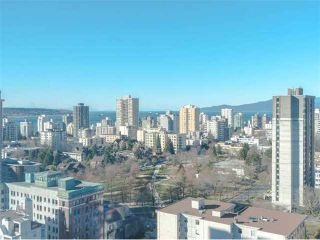 """Photo 1: 2105 1028 BARCLAY Street in Vancouver: West End VW Condo for sale in """"THE PATINA"""" (Vancouver West)  : MLS®# V1046189"""