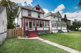 Photo 1: 388 Church Avenue in Winnipeg: North End Residential for sale (4C)  : MLS®# 202122545