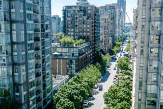 """Photo 9: 1207 989 RICHARDS Street in Vancouver: Downtown VW Condo for sale in """"MONDRIAN I"""" (Vancouver West)  : MLS®# R2373679"""