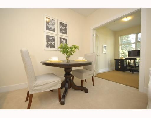"""Photo 5: Photos: 108 4885 VALLEY Drive in Vancouver: Quilchena Condo for sale in """"MACLURE HOUSE"""" (Vancouver West)  : MLS®# V698449"""