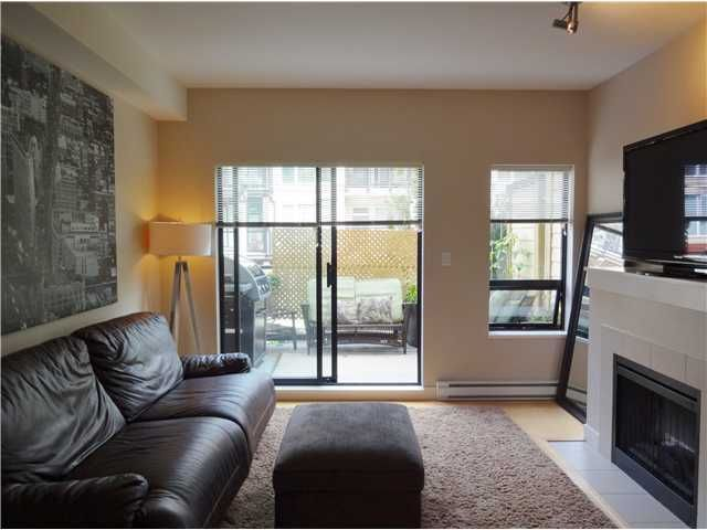 """Main Photo: # 118 1859 STAINSBURY AV in Vancouver: Victoria VE Townhouse for sale in """"The Works"""" (Vancouver East)  : MLS®# V1022273"""
