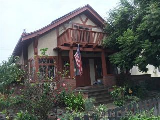 Photo 1: MISSION HILLS House for sale : 3 bedrooms : 3830 1st Ave. in San Diego