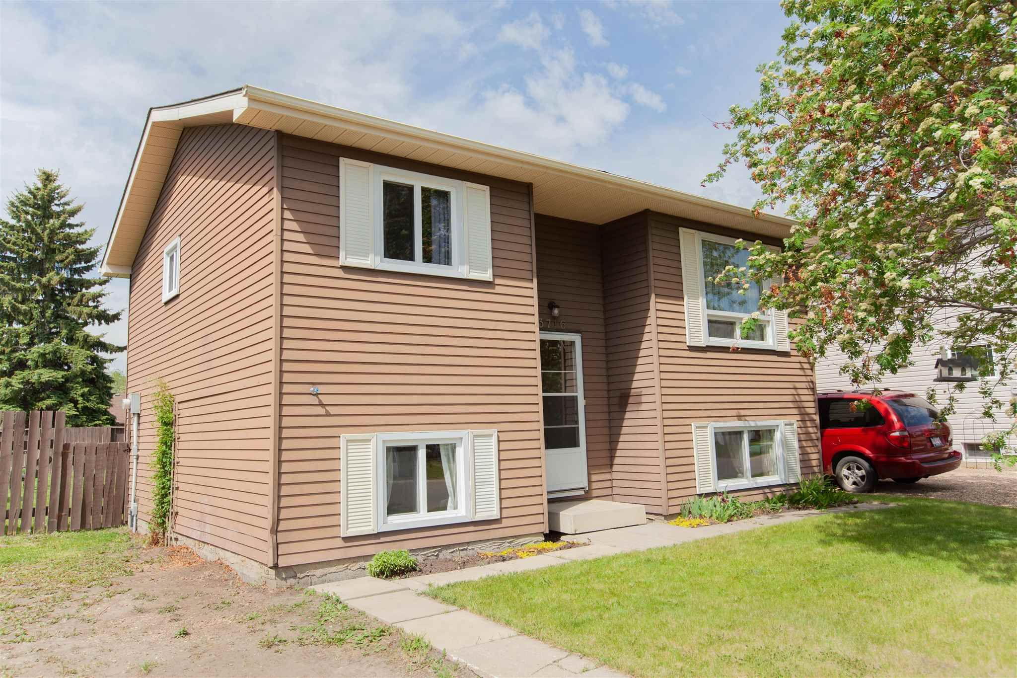 Main Photo: 3716 45 Street in Edmonton: Zone 29 House for sale : MLS®# E4248056