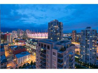 Photo 2: # 2301 950 CAMBIE ST in Vancouver: Yaletown Condo for sale (Vancouver West)  : MLS®# V1073486