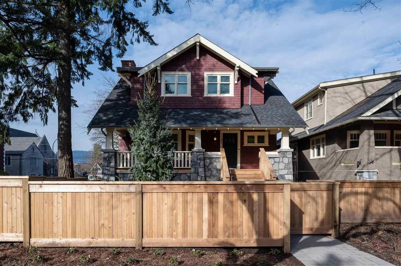 """Main Photo: 1795 W 16TH Avenue in Vancouver: Fairview VW Townhouse for sale in """"Heritage"""" (Vancouver West)  : MLS®# R2518856"""