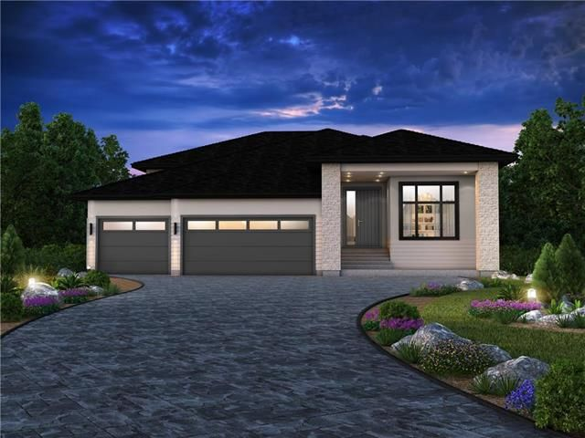 Main Photo: 10 Bridlewood Way in RM of Macdonald: oak bluff Single Family Detached for sale (R08)