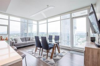"""Main Photo: 2406 4485 SKYLINE Drive in Burnaby: Brentwood Park Condo for sale in """"SOLO DISTRICT ALTUS"""" (Burnaby North)  : MLS®# R2494499"""