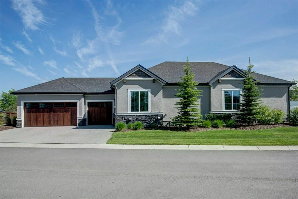 Triple Garage and over 2500 SQFT of Developed Luxury Living space