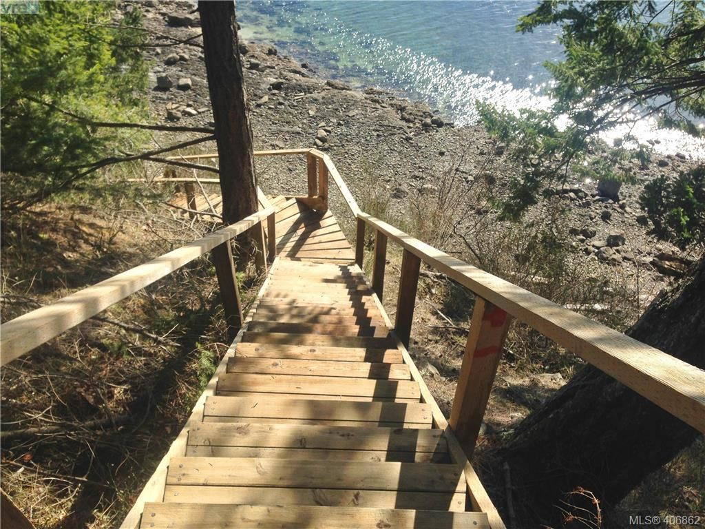 Stairs to the beach!