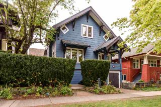 Main Photo: 3885 LAUREL STREET in Vancouver: Cambie House for sale (Vancouver West)  : MLS®# R2577368