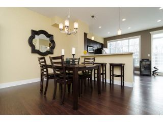 """Photo 5: 1 15405 31ST Avenue in Surrey: Grandview Surrey Townhouse for sale in """"NUVO 2"""" (South Surrey White Rock)  : MLS®# F1430709"""