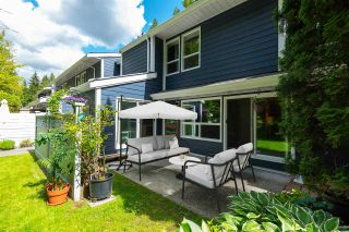 """Main Photo: 38 9101 FOREST GROVE Drive in Burnaby: Forest Hills BN Townhouse for sale in """"ROSSMOOR"""" (Burnaby North)  : MLS®# R2592445"""