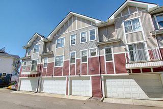 Photo 34: 3028 New Brighton Gardens SE in Calgary: New Brighton Row/Townhouse for sale : MLS®# A1125988
