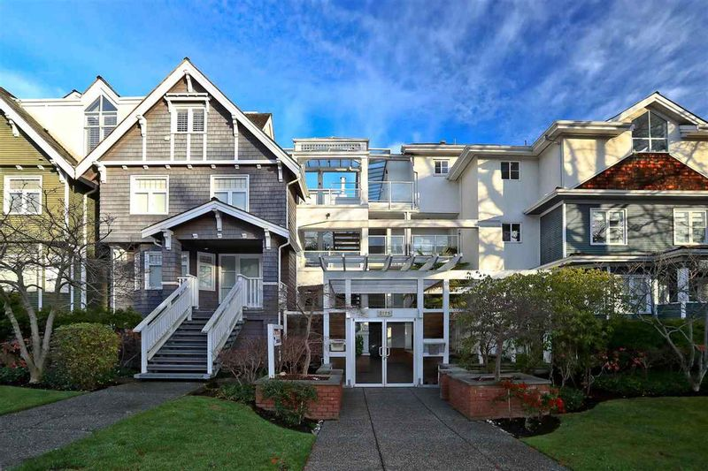 FEATURED LISTING: 315 - 2175 3RD Avenue West Vancouver