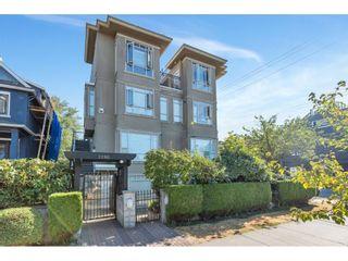 Photo 2: 201 2190 W 5TH Avenue in Vancouver: Kitsilano Condo for sale (Vancouver West)  : MLS®# R2606161