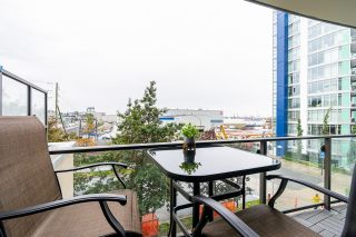 """Photo 19: 403 172 VICTORY SHIP Way in North Vancouver: Lower Lonsdale Condo for sale in """"Atrium"""" : MLS®# R2625786"""