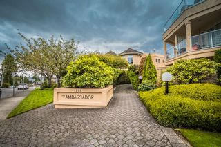 """Photo 1: 102 1255 BEST Street: White Rock Condo for sale in """"THE AMBASSADOR"""" (South Surrey White Rock)  : MLS®# R2506778"""