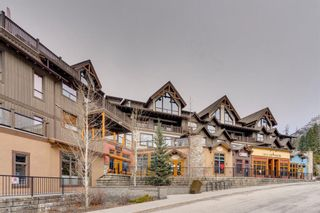 Photo 1: 202 701 Benchlands Trail: Canmore Apartment for sale : MLS®# A1084279