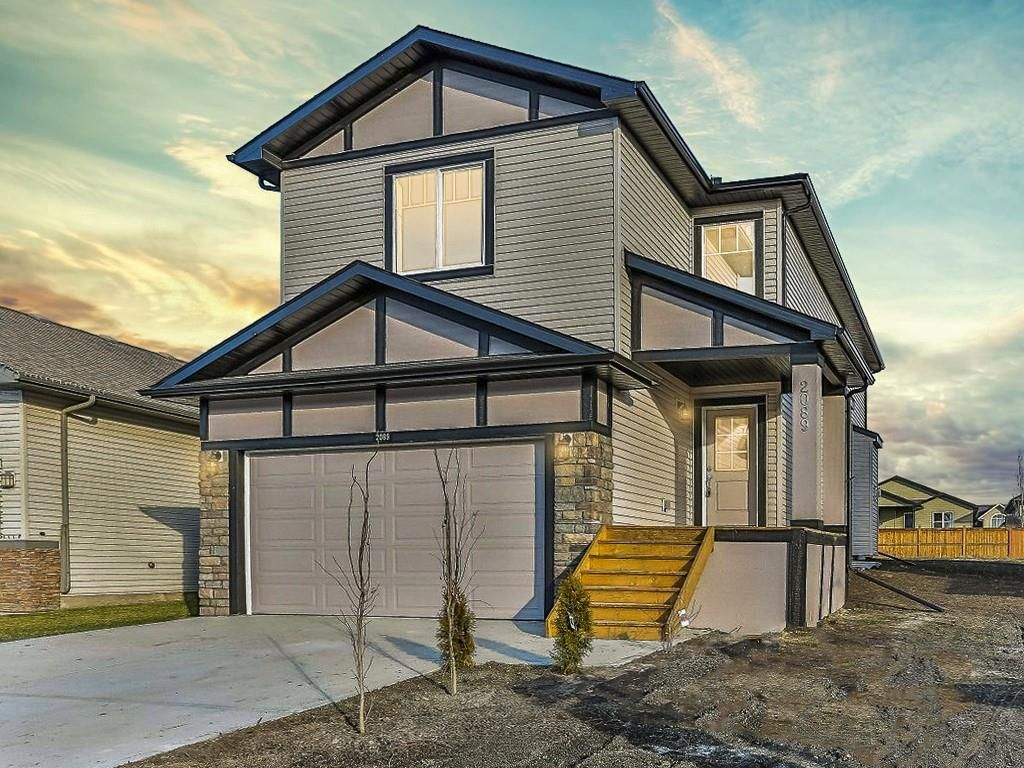 Main Photo: 2089 High Country Rise NW: High River Detached for sale : MLS®# A1117869