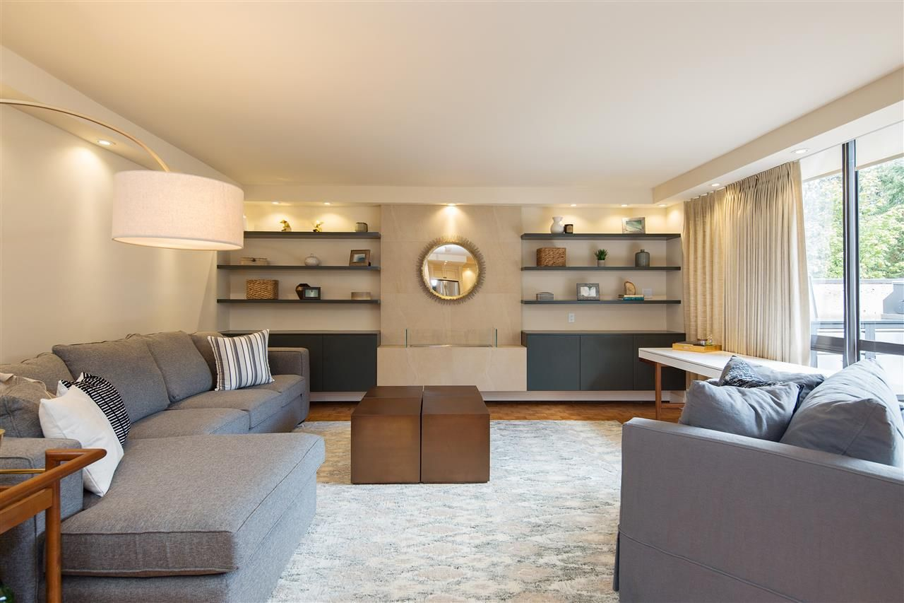 Main Photo: 108 4900 CARTIER Street in Vancouver: Shaughnessy Condo for sale (Vancouver West)  : MLS®# R2563751