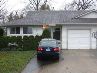 Photo 1: 23104 123B Avenue in MAPLE RIDGE: East Central 1/2 Duplex for sale (Maple Ridge)  : MLS®# V860007