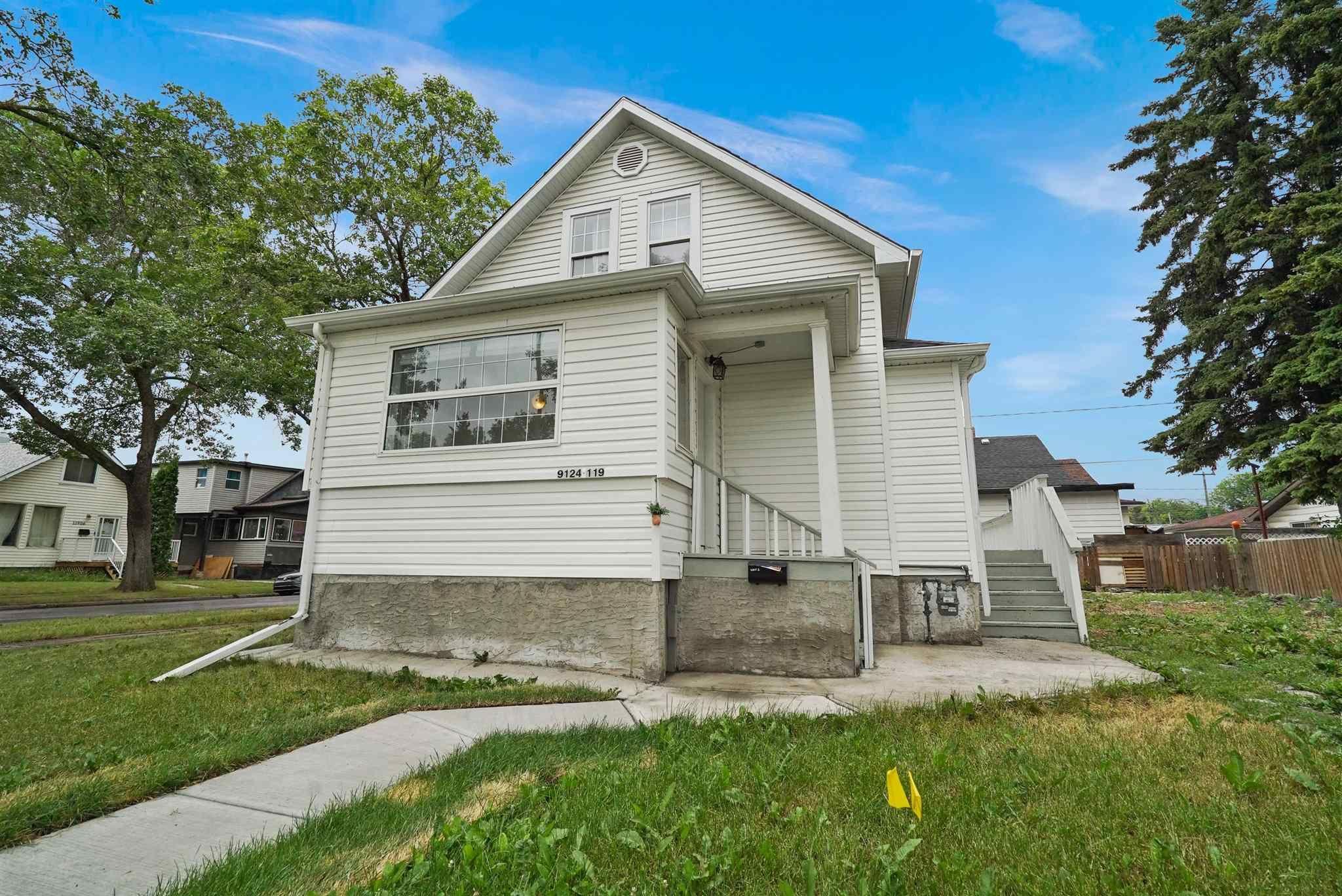 Main Photo: 9124 119 Avenue in Edmonton: Zone 05 House for sale : MLS®# E4264700