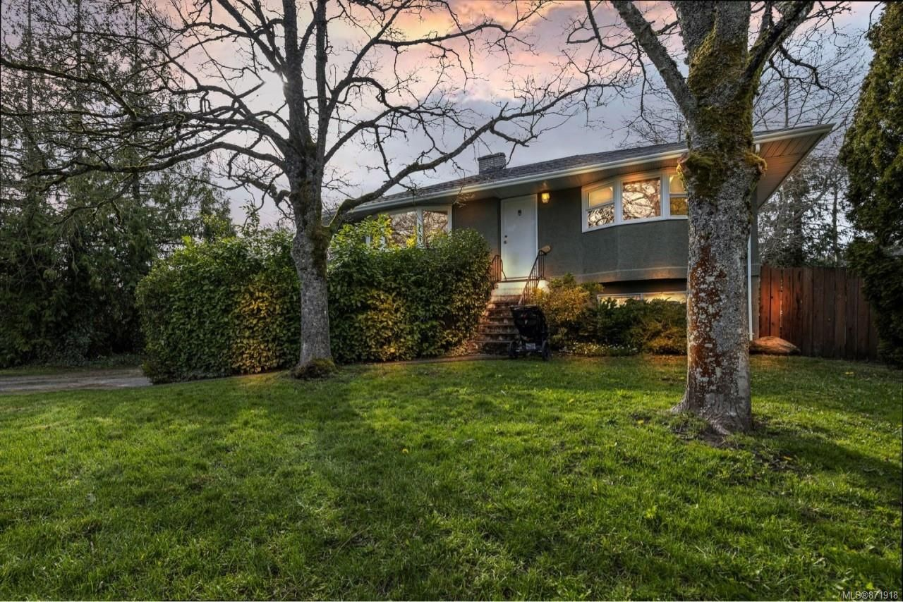 Main Photo: 4266 Wilkinson Rd in : SW Layritz House for sale (Saanich West)  : MLS®# 871918