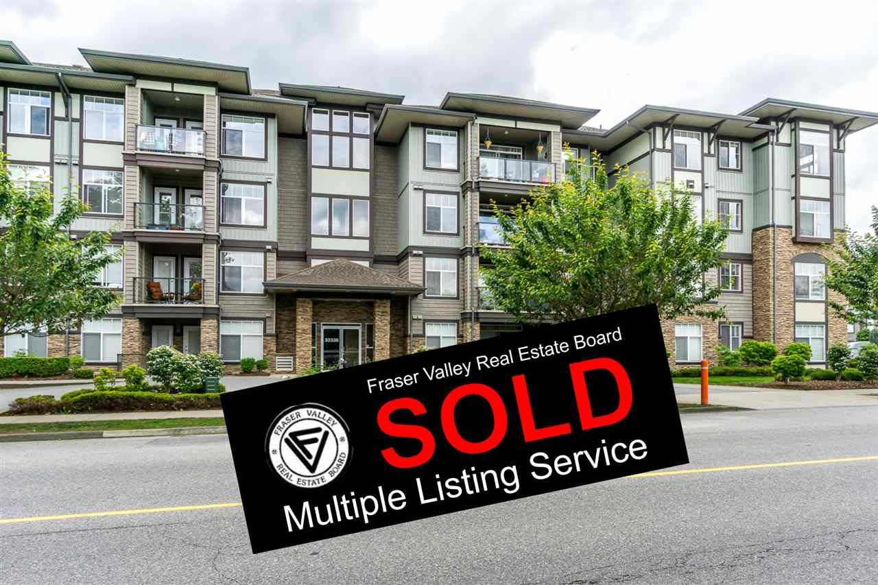 """Main Photo: 110 33338 MAYFAIR Avenue in Abbotsford: Central Abbotsford Condo for sale in """"The Sterling"""" : MLS®# R2172871"""