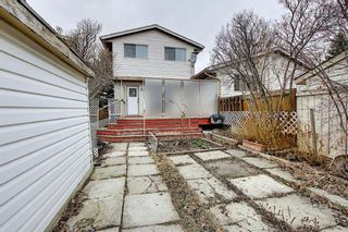 Photo 48: 329 Woodvale Crescent SW in Calgary: Woodlands Semi Detached for sale : MLS®# A1093334