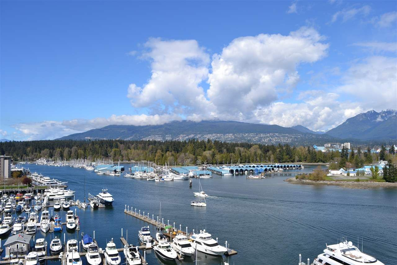 Main Photo: 1101 323 JERVIS STREET in Vancouver: Coal Harbour Condo for sale (Vancouver West)  : MLS®# R2359826