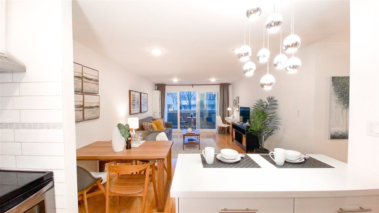 """Main Photo: 205 1775 W 11TH Avenue in Vancouver: Fairview VW Condo for sale in """"RAVENWOOD"""" (Vancouver West)  : MLS®# R2541807"""