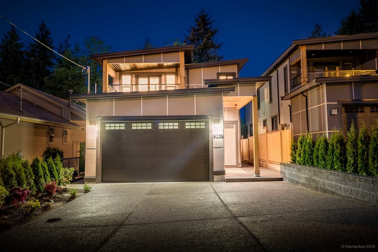 Main Photo: 8039 MCGREGOR Avenue in Burnaby: South Slope House for sale (Burnaby South)  : MLS®# R2062081