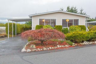 Main Photo: 55 6325 Metral Dr in : Na Pleasant Valley Manufactured Home for sale (Nanaimo)  : MLS®# 864105