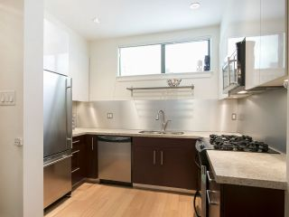 """Photo 6: 854 W 6TH Avenue in Vancouver: Fairview VW Townhouse for sale in """"BOXWOOD GREEN"""" (Vancouver West)  : MLS®# R2184606"""