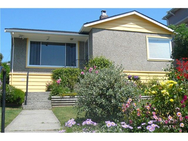 Main Photo: 159 E 63RD Avenue in Vancouver: South Vancouver House for sale (Vancouver East)  : MLS®# V979631