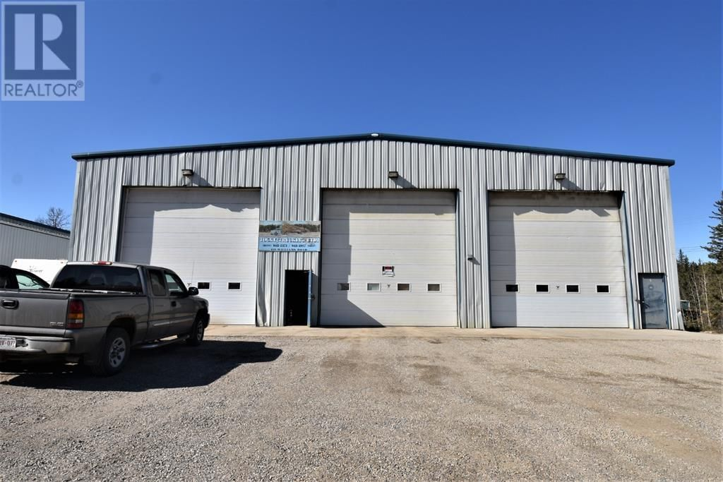 Main Photo: Bay 4, 119 Williams Road in Hinton: Industrial for lease : MLS®# A1092355